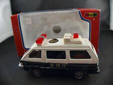Diapet Yonezawa Japon n°  P-03 Toyota townace Patrol car police neuf Mint in box