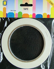 6mm x 20mtr Double Sided Tape