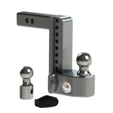 """Weigh Safe 8"""" Drop Hitch Ball Mount w/2.5"""" Shaft & Weight Scale WS8-2.5"""