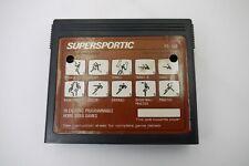 SUPERSPORTIC PC-501 GIMINI GAME CARTRIDGE