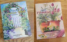 Joanna Sheen Pamela West Collection Vols 1 & 2 -4 x CD-ROMs Papercraft Brand New