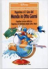 Paperino E Il Giro Del Mondo In Otto Giorni,Walt Disney  ,Corriere Della Sera ,2