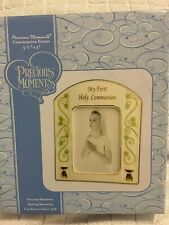 Precious Moments Picture Frame My First Holy Communion Boy Or Girl 644021