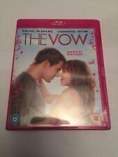 The Vow (Blu-ray, 2012) rachel mcadams, channing tatum