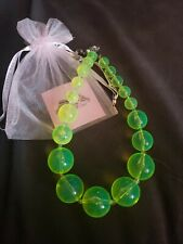 Tarina Tarantino Lady Neon Necklace