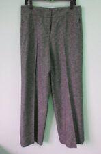 AKRIS PUNTO Oak Brown Tweed Dress or Career Pants NWT 10 $495