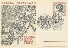 Poland postmark LUBLIN - COPERNICUS cosmos APOLLO 16 Tsiolkovsky