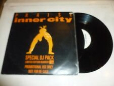 "INNER CITY - Praise - 1992 UK 12-track Double 12"" Vinyl Single DJ PACK - No 228"