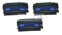 3 Pack Q5949X 49X Toner Cartridge for HP LaserJet 1320 LaserJet 3390