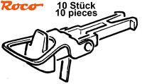 Roco H0 40243-S Bügelkupplungen (10 Stück) - NEU