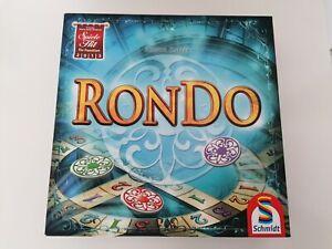 RONDO Familien Brettspiel Reiner Knizia Schmidt Spiele 49265