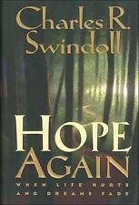 Hope Again by Charles R. Swindoll (1996, Hardcover)