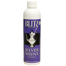 Blitz Silver Shine Metal Polish - 8oz