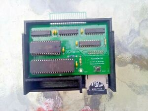 FlashROM 99 for the Texas Instruments TI-99 play ROM carts from an SD card