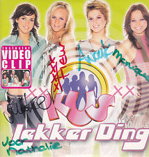 Kus-Lekker Ding cd single Met Handtekeningen