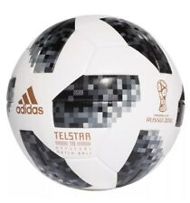 Adidas AUTHENTIC FIFA World Cup Official Game Ball Soccer Telstar 18 Russia 2018