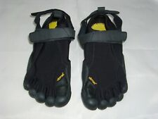 Vibram FiveFingers Single Toe Running Shoes Black Size W39