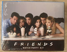 Friends TV Show Watch Party Kit 2019 New Sealed