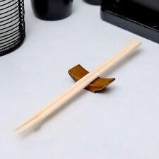 USA SELLER 2 CHOPSTICK REST WOODEN  FREE SHIPPING US ONLY