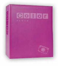 ALBUM FOTOGRAFICO COLOR A TASCHE 100-200-300 FOTO 13x19 -CONSEGNA RAPIDA-