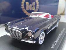 Voitures, camions et fourgons miniatures bleus pour Chrysler