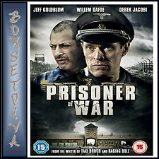 PRISONER OF WAR - Jeff Goldblum & Willem Dafoe *BRAND NEW DVD***
