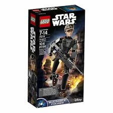 LEGO Star Wars Rogue One Sergeant Jyn Erso 75119 Buildable Figure Poseable NEW