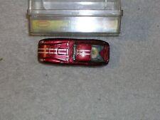 Aurora candy Red Cobra GT Original box and label