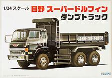 Fujimi 24TR-02 011943 Hino Super Dolphin Dump Truck 1/24 scale kit