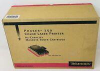 Tektronix Xerox 016-1801-00 Toner Original Magenta Phaser 750