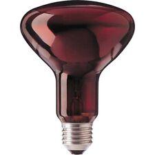 PHILIPS Tropfenlampe E14 15 Watt rot 5er Pack Partylight Partybeleuchtung EEK G