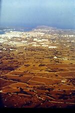 Barcelona 1971 taken from Court Line BAC 111  - 6x4 inch Print