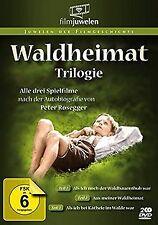 Waldheimat Trilogie - Alle 3 Filme der Waldbauernbub-Reih... | DVD | Zustand gut