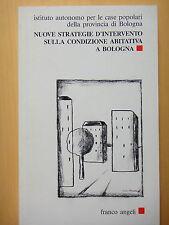 1990-CONDIZIONE ABITATIVA A BOLOGNA-URBANISTICA-CASE POPOLARI+