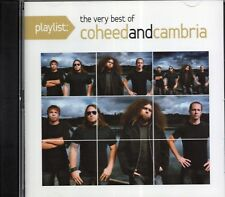Coheed And Cambria -The Very Best Of CD Remastered Official (New) Greatest hits