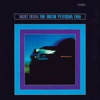 Peterson- Oscar Trio	Nigh Train + 1 Bonus Track! (New Vinyl)