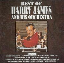 HARRY JAMES & HIS ORCHESTRA - BEST OF (NEW CD)
