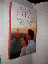 UNA GRAZIA INFINITA Danielle Steel Grazia Maria Griffini Mondolibri 2010 romanzo