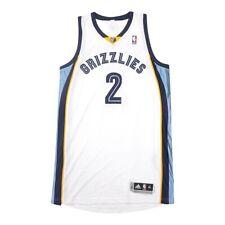 Jason Williams Adidas Memphis Grizzlies Authentic On-Court Rev 30 Jersey XL