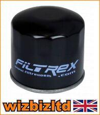 Filtros de aceite de color principal negro para motos Suzuki