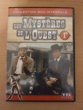 DVD - LES MYSTERES DE L'OUEST - SAISON 2 - EPISODE 1 A 4  - réf 52
