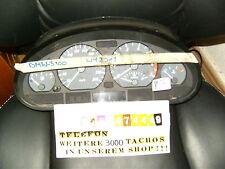 Compteur de vitesse Instrument Combiné BMW e46 3er Coupe 62116902374 69023874 compteur de vitesse cluster