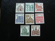 ALLEMAGNE BERLIN - timbre - yvert et tellier n° 219 a 225 n* (A1) stamp germany