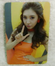 Girls' Generation Hoot Taiwan Promo Photo Card (Yuri Ver.) SNSD