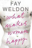 What Makes Women Happy, Fay Weldon