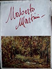 Rarissimo libro con tavole di Norberto Martini 1970 al 1973 - Capolavoro!! TR.22