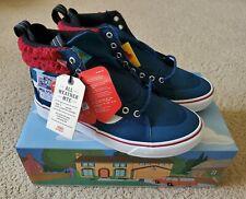 Vans Men's The Simpsons X Sk8-Hi MTE 2.0 DX Mr. Plow Skate Shoes Size 12 In Hand