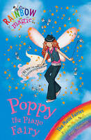 Poppy the Piano Fairy (Rainbow Magic) by Daisy Meadows, Acceptable Used Book (Pa