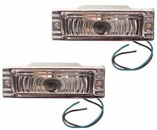 47 48 49 50 51 52 53 Chevy Pickup Truck Parking Lamp Light Assembly Pair 12 Volt