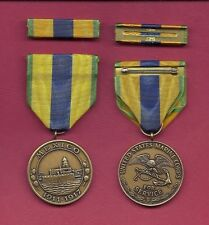 USMC Mexican Service medal with ribbon bar 1911-1917